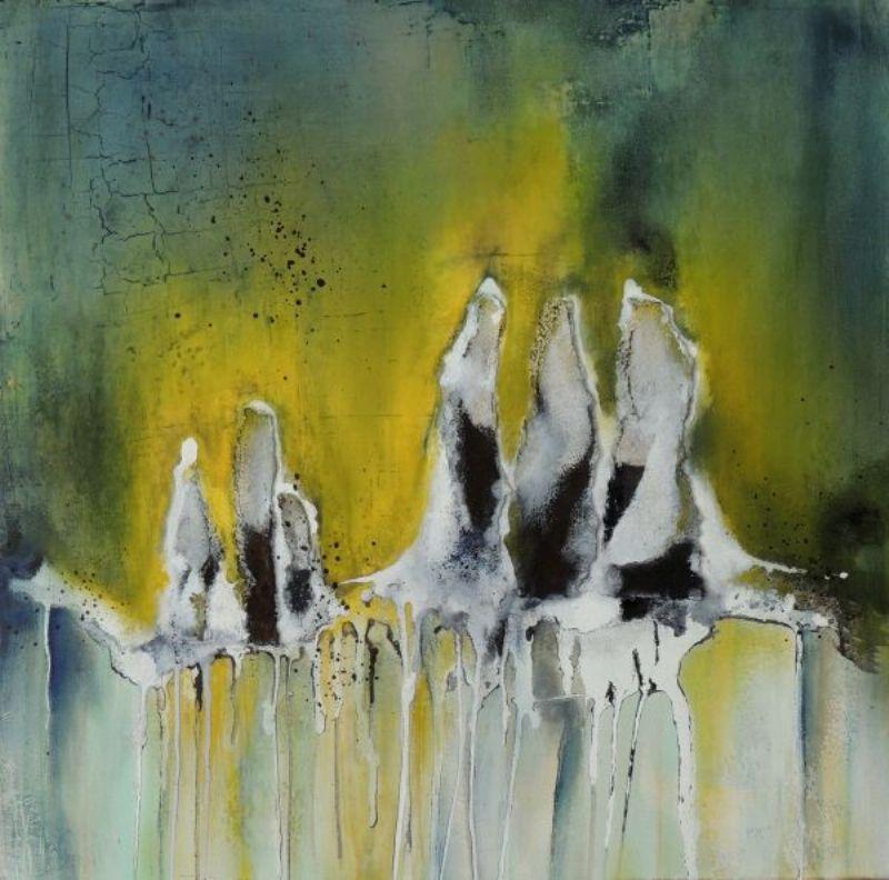 Ruth b chtold strukturen farben tiefe galerie for Innendekoration kurse