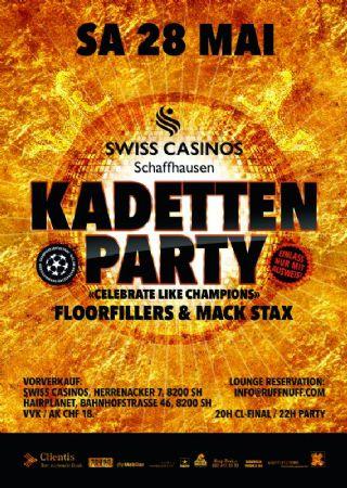 schaffhausen party