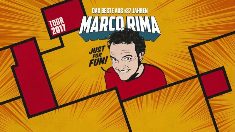 Marco Rima – «Just for Fun!»