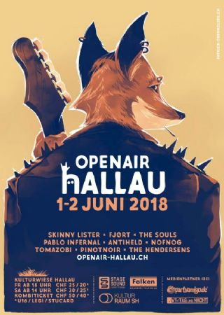 Open Air Hallau 2018