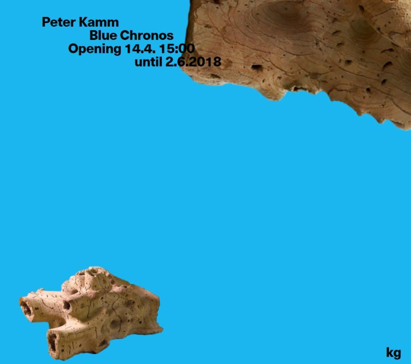 Peter Kamm – «Blue Chronos»