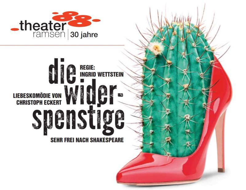 Theater 88 – «Die Widerspenstige»