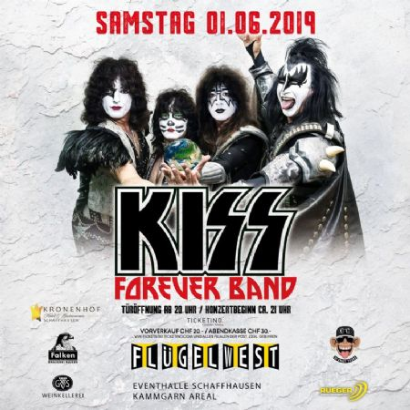 Kiss Forever Band – A Tribute to Kiss