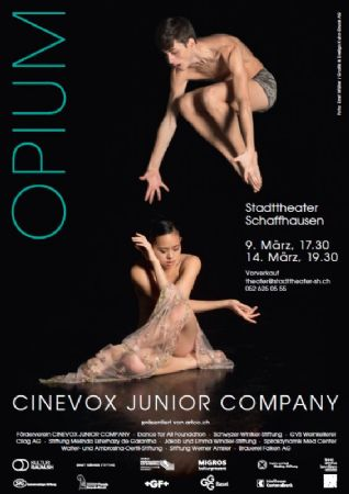 Cinevox Junior Company – «Opium»
