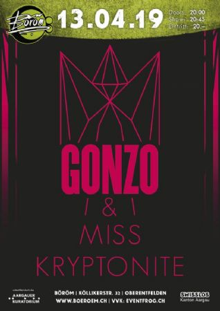 Miss Kryptonite I Gonzo
