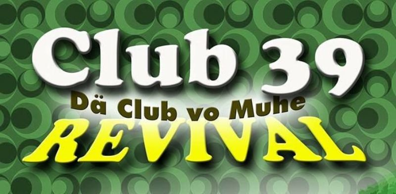 Club 39 - Revival