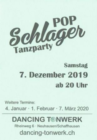 Pop Schlager Tanzparty