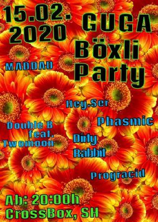 GUGA Böxli Party