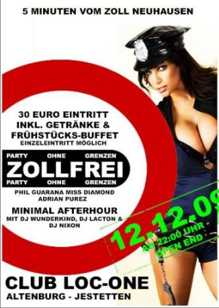 Single party altenburg