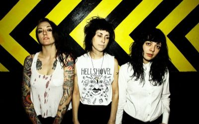 The Coathangers (USA) & Mystery Park (CH)