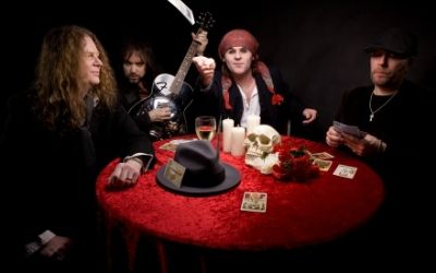 The Quireboys (UK)