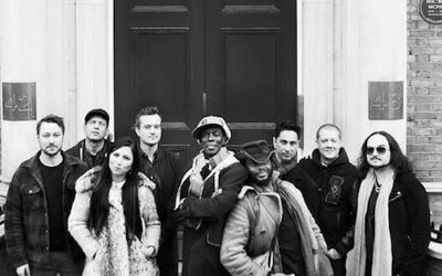 Maxi Jazz & The E-Type Boys