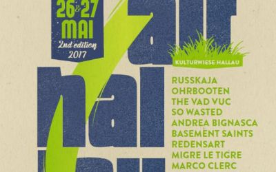 Open Air Hallau 2017