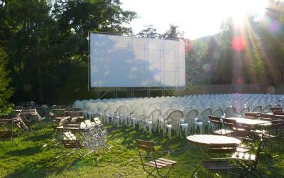 Gems Open Air Kino