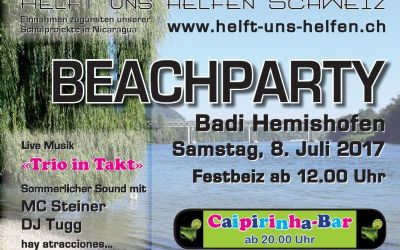 Beachparty 2017