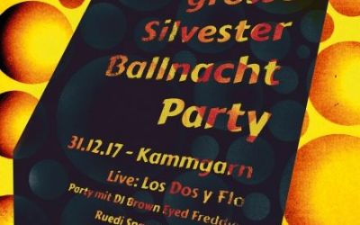 Die grosse Silvester Ballnacht-Party