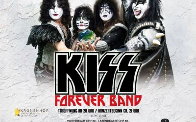Kiss Forever Band - A Tribute to Kiss