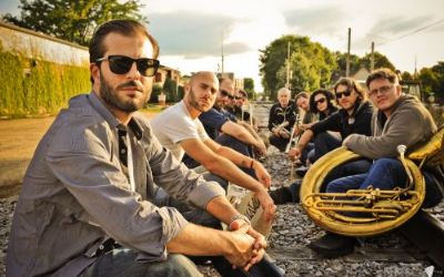 «das festival» - Knackeboul - Neckless - Pablopolar - Bligg feat. Youngblood Brass Band