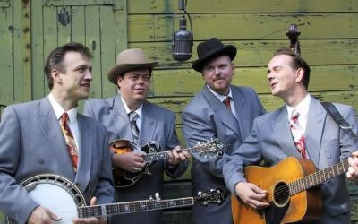 The Blue Grass Boogiemen (NL)