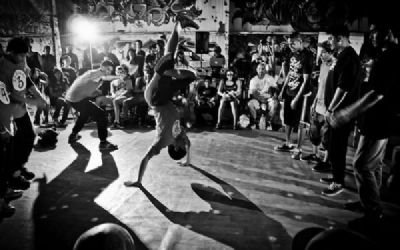 «Get Up And Boogie» - pres. the 1st TapTab B-Boy Battle