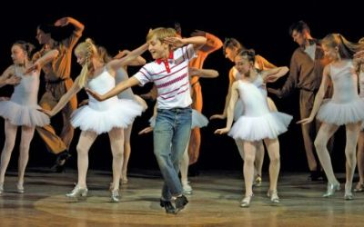 Billy Elliot - The Musical Live