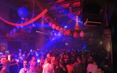Grosse Silverparty « All You Can Dance»