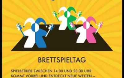 Internationaler Brettspieltag - international tabletop day