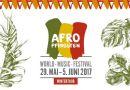 Afro Pfingsten 2017
