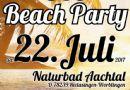 Ü30 Beach Party