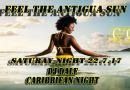 Feel the Antigua Sun