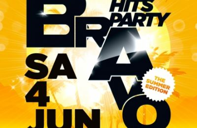 Bravo Hits Party – Summer Edition – TICKETS ZU GEWINNEN!